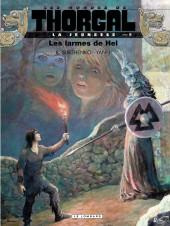 Thorgal (Les mondes de) - La Jeunesse de Thorgal -9- Les larmes de Hel