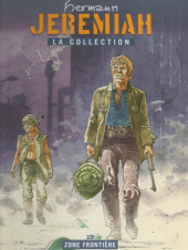 Jeremiah - La Collection (Hachette) -19- Zone frontière