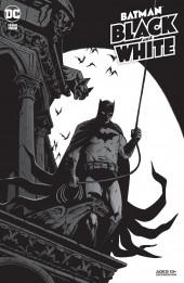 Batman Black and White (DC Comics - 2021) -4- Issue # 4