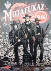 Mutafukaz 1886 -3- Chapter three