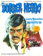 Dossier Negro -157- Larry Mannino y su distrito 56