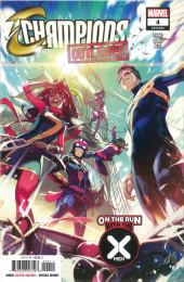 Champions Vol.4 (Marvel comics - 2020) -4- Outlawed 4