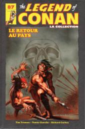 The savage Sword of Conan (puis The Legend of Conan) - La Collection (Hachette) -8712- Le Retour au Pays