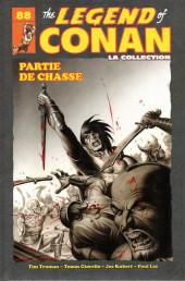 The savage Sword of Conan (puis The Legend of Conan) - La Collection (Hachette) -8813- Partie de Chasse
