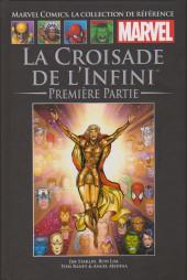 Marvel Comics - La collection (Hachette) -178155- La Croisade de l'Infini : Première Partie