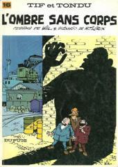 Tif et Tondu -16a77- L'ombre sans corps