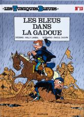 Les tuniques Bleues -13c2019- Les bleus dans la gadoue