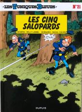 Les tuniques Bleues -21b2020- Les cinq salopards