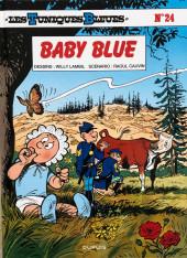 Les tuniques Bleues -24b2020- Baby blue