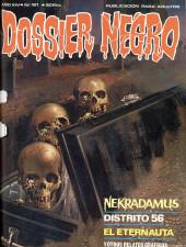 Dossier Negro -161- Número 161
