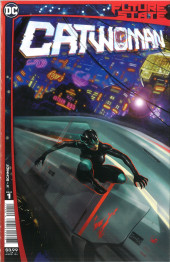 Future State: Catwoman -1- Catwoman: The Great Train Robbery