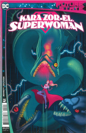 Future State: Kara Zor-El, Superwoman -2- Two Graves, Part Two