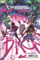 Champions Vol.4 (Marvel comics - 2020) -5- Outlawed 5