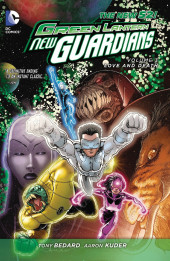 Green Lantern: New Guardians (DC Comics - 2011) -INT03- Love And Death