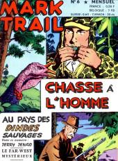 Mark Trail -6- Chasse à l'homme au pays des dindes sauvages