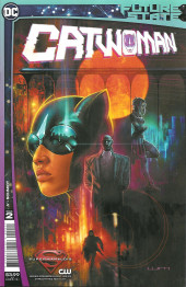 Future State: Catwoman -2- Catwoman: The Great Train Robbery, Finale