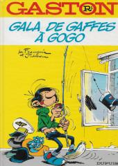 Gaston -R1d89- Gala de gaffes à gogo