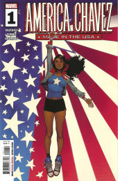 America Chavez: Made in the USA Vol.1 (Marvel Comics - 2021) -1- Made in the U.S.A. Part 1