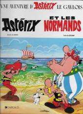 Astérix -9d1988- Astérix et les Normands