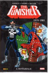 The Punisher (Intégrale) -1- 1974-1981