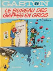Gaston -R2b1982- Le bureau des gaffes en gros
