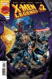 X-Men Legends (Marvel Comics - 2021) -2- Issue # 2