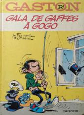 Gaston -R1c84/02- Gala de gaffes à gogo