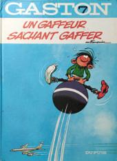 Gaston -7a1983/10- Un gaffeur sachant gaffer