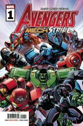 Avengers Mech Strike (Marvel Comics - 2021) -1- Issue #1