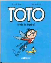 Toto -8- Mets le turbo!
