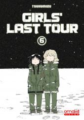 Girls' Last Tour -6- Tome 6