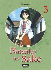 Natsuko no Sake -3- Volume 3
