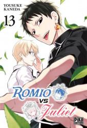 Romio VS Juliet -13- Tome 13