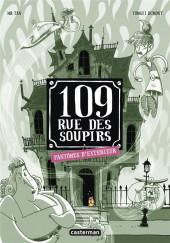 109, rue des Soupirs -3- Fantômes d'extérieur