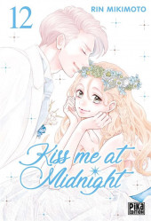 Kiss me at Midnight -12- Tome 12