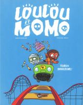 Loulou et Momo -4- Peureux anniversaire !