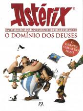 Astérix (hors série) (en portugais) -C09- O domínio dos deuses - O grande álbum do filme