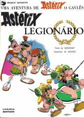 Astérix (en portugais) -10- Astérix legionário