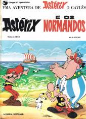 Astérix (en portugais) -9- Astérix e os normandos