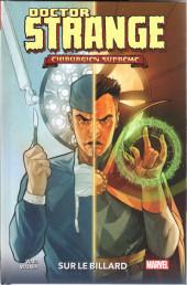 Doctor Strange Chirurgien Suprême -1- Sur le billard