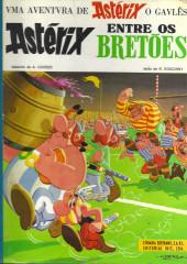 Astérix (en portugais) -8- Astérix entre os bretões