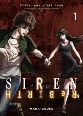 Siren Rebirth -1- Tome 1