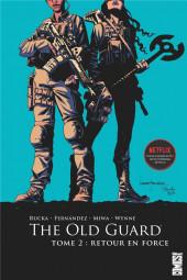 Old Guard (The) -2- Retour en force