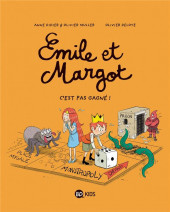 Emile et Margot -11- C'est pas gagné !