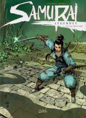 Samurai Légendes -7- L'île du yokai noir