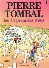 Pierre Tombal -1- Les 44 premiers trous