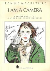 (AUT) Montellier - (AUT) Montellier - I am a camera - Chantal Montellier, auteur de bande dessinée