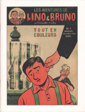 Lino Ventura -HS1- Les aventures de Lino & Bruno