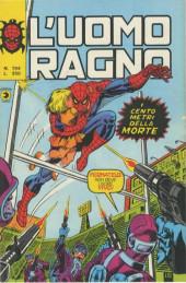 L'uomo Ragno V1 (Editoriale Corno - 1970)  -194- I Cento Metri della Morte