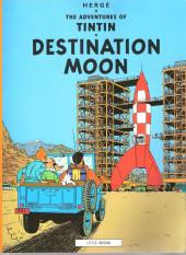 Tintin (The Adventures of) -16e2019- Destination Moon